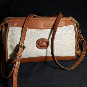 Dooney & Bourke all weather leather bag (crossbody